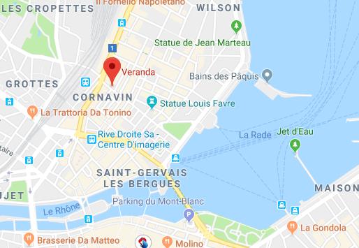 La Véranda Genève 2019